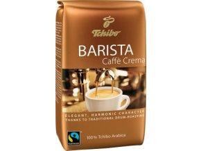 Tchibo Barista Caffe Crema - zrnková káva 500g