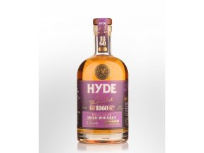Hyde Whiskey Burgundy NO5 6YO - Single Grain - mini 46% 0,05l
