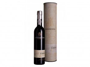 Portské víno J.H. Andresen Colheita 1980 Port 0,5l