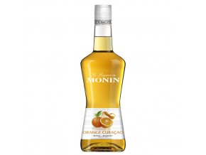 Monin Liqueur de Orange Curacao 24% 0,7 l