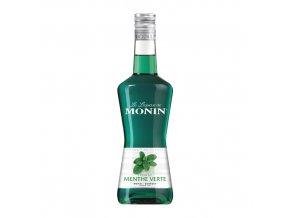 Monin liqueur Creme de Menthe Verte 0,7 l