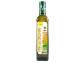 slunecnicovy olej bio 500 ml wolfberry 2