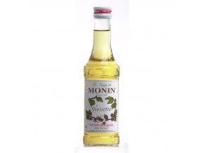 Monin Noisette - lískový oříšek 0,25 l