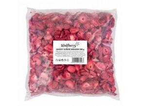 jahody lyofilizovane 500 g wolfberry