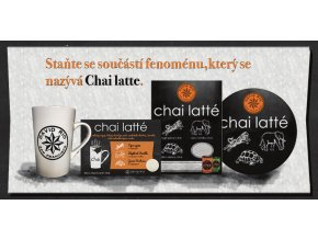David Rio Chai latte Set 3x398g