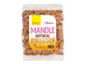 mandle natural medium 250 g wolfberry