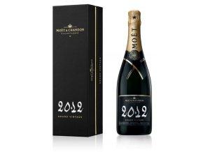 Moet Chandon Grand Vintage 2012 v dárkovém balení 12,5% 0,75l