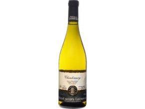 Chardonnay pozdní sběr 2015 0,75l Lechovice