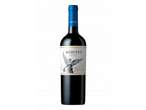 Montes Merlot Reserva 2016 suché 0,75l