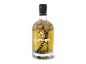 Ti Arranges de ced vanille macadamia 0,7l 32%