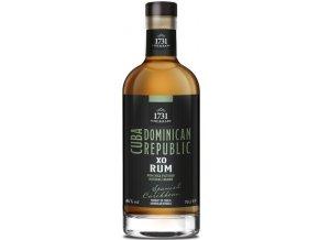 1731 Fine&Rare Spanish Caribbean Rum XO 46% 0,7l