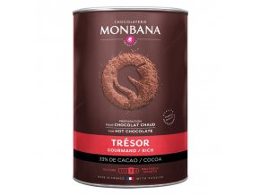 Čokoláda do mléka Trésor de Chocolat 1kg Monbana