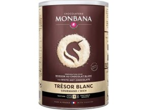 Čokoládový nápoj Trésor au chocolat 500g Monbana