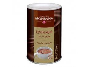 Kakao Ecrin Noir 35% 1kg Monbana