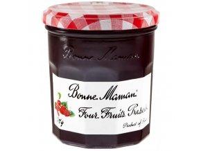 Džem ze 4 druhů ovoce 370g Bonne Maman