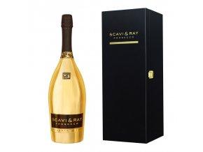 Scavi and Ray Prosecco Spumante Gold 3l dárkové balení