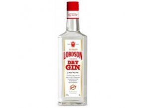 Lordson Dry Gin 0,7 l