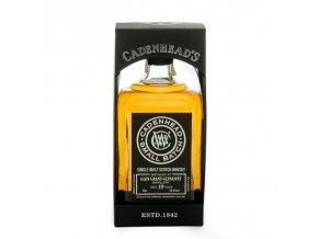 Whisky Glen Grant - Glenlivet 19YO 58,4% 0,7l