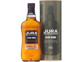 Isle Of Jura Seven Wood 42% 0,7l