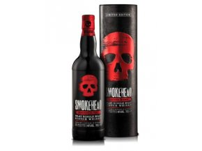 Whisky Smokehead Sherry Bomb 48% 0,7l