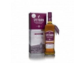 Whisky Speyburn Single malt 18y 46% 0,7 l (karton)