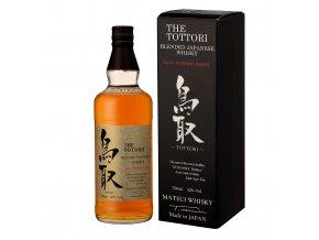 Whisky Tottori Blended 43% 0,7l