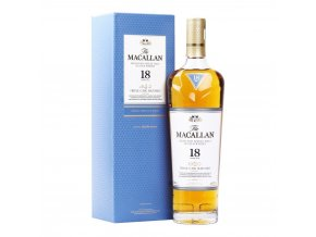 Whisky Macallan 18YO Triple cask single malt 43% 0,7l
