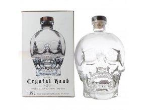Vodka crystal head 1,75l