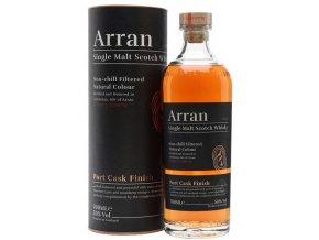 Whisky Arran Port Cask Finish dárkové balení 50% 0,7l