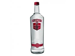 Smirnoff Red 3 l