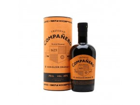 Ron Companero Elixir Orange 40% 0.7l