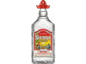 Tequila SIERRA Silver 38% 3l