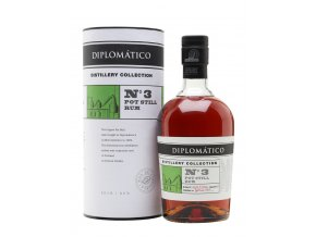 Diplomatico NO. 3 Pot Still 0,7l