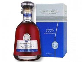 Rum Diplomatico Single Vintage 2005 0,7 l