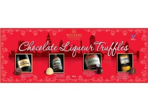 Bonboniera Walkers Red mix Chocolate Liqueur