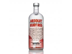 Absolut vodka ruby red 1 l