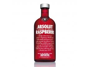 Absolut vodka raspberri 0,7 l