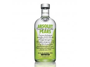 Absolut vodka pears 0,7 l