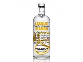 Absolut vodka mango 1 l