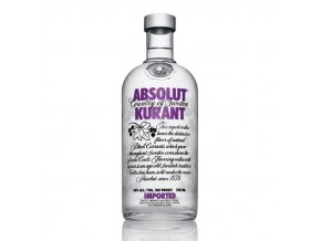 Absolut vodka kurant 0,7 l