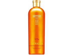 tatratea 57% rosehip and SEabuckthorn tea LIQUEUR