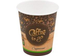 Kelímek papírový 280ml 50ks Coffee to go