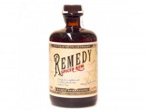18203 remedy spiced rum 700ml 41 5 vol