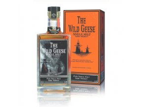 Wild Geese Single Malt Irish Whiskey 0,7 l