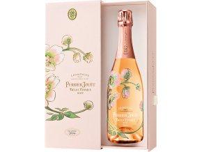 Perrier Jouet Belle Epoque rosé v dárkovém boxu 0,75l