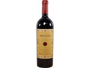Masseto Toscana IGP 2015 - suché víno 0,75l
