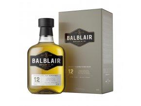 Whisky Balblair 12 yo 46% 0,7l