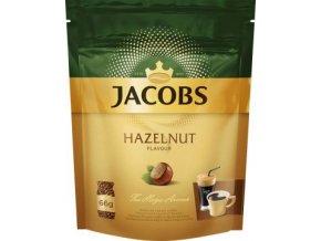 Káva Jacobs Hazelnut 66g