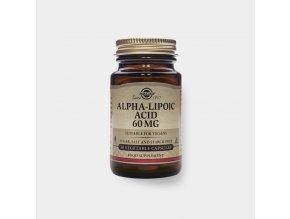 Alpha Lipoic 30 kapslí Solgar