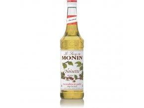 Monin noisette - lískový oříšek 0,7 l